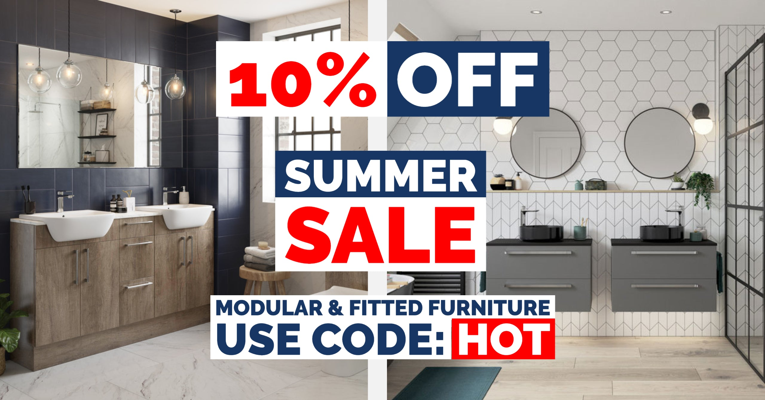 10% Off Moods Fitted & Modular Furniture