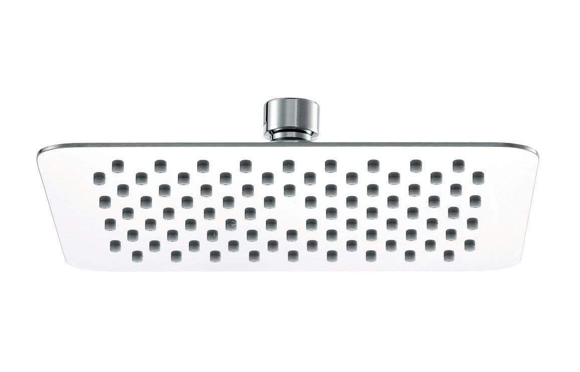 Bathrooms to Love 200mm Ultraslim Square Showerhead - St/Steel DICM0212
