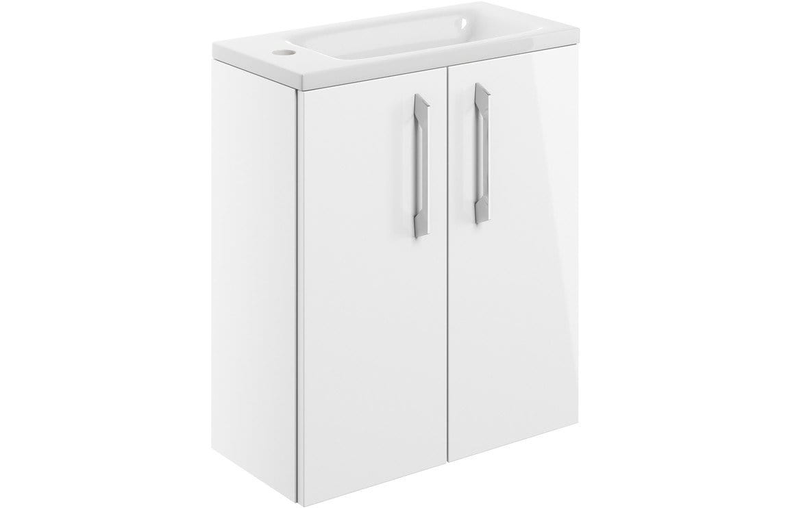 Bathrooms to Love 502 mm 1TH Cloakroom Basin Only DIPB1210