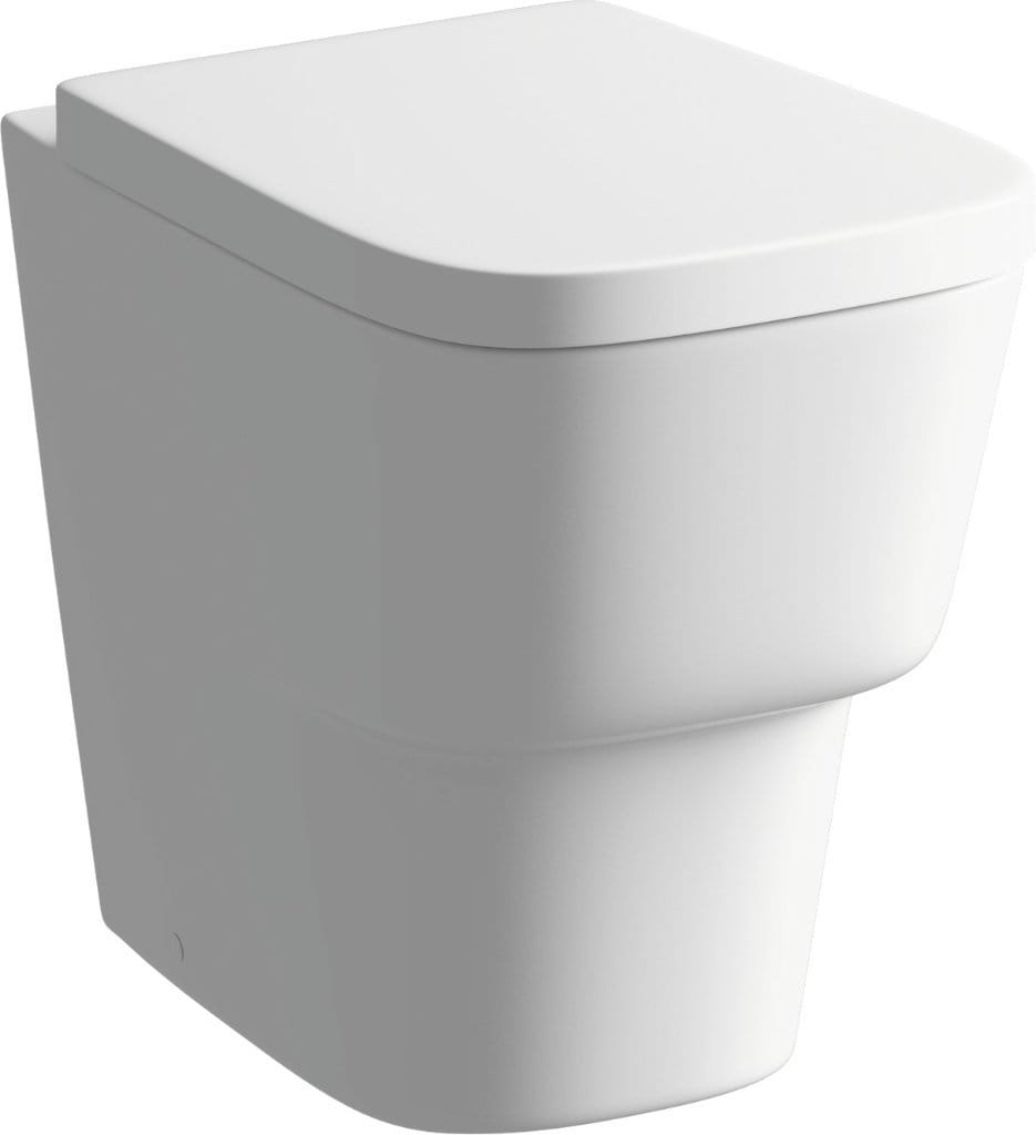 Bathrooms to Love Amyris Back to Wall Comfort Height Toilet DIPTP030