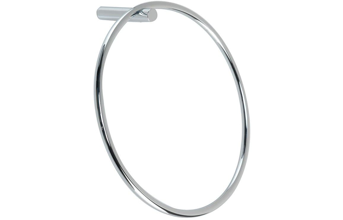 Bathrooms to Love Bertini Towel Ring - Chrome DIAC0096