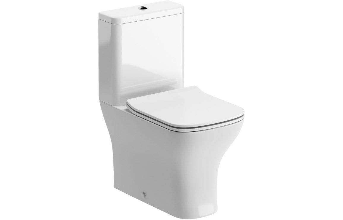 Bathrooms to Love Cedarwood Close Coupled Cistern (Boxed) Only DIPC0106