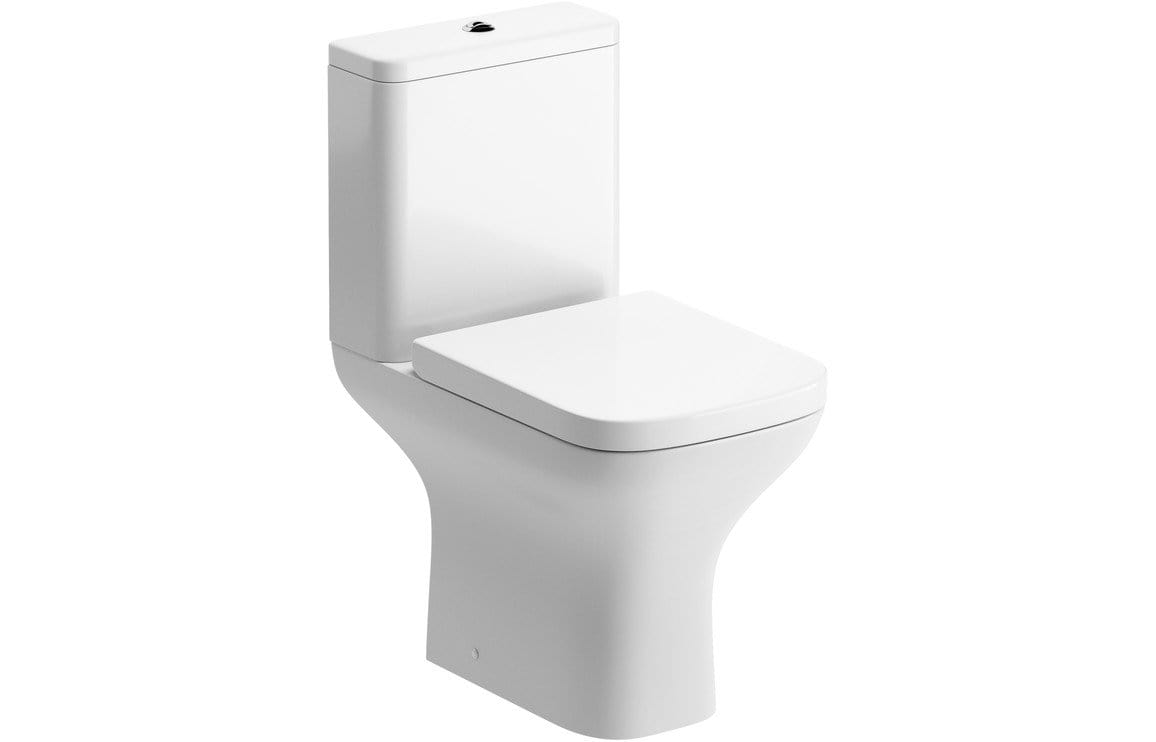 Bathrooms to Love Cedarwood Wrapover Soft Close Seat DISA0130