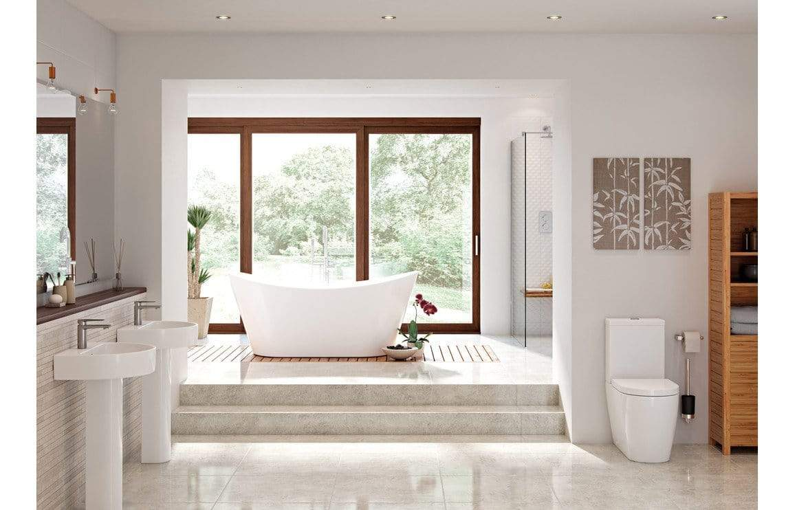 Bathrooms to Love Cilantro Suite