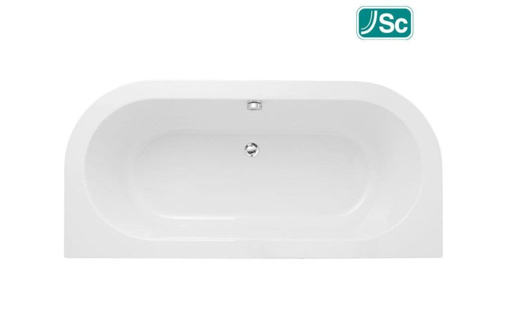 Bathrooms to Love Decadence SUPERCAST Double End Bath (1700x800) DIBR0006C