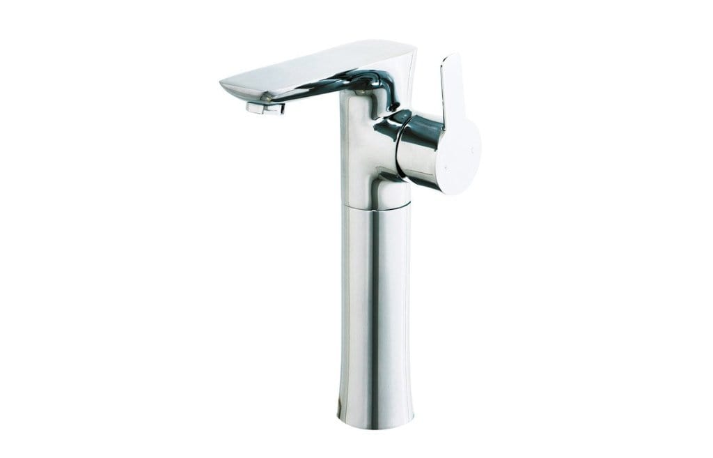 Bathrooms to Love Dolce designer Tall Mono Basin Mixer DITS1024