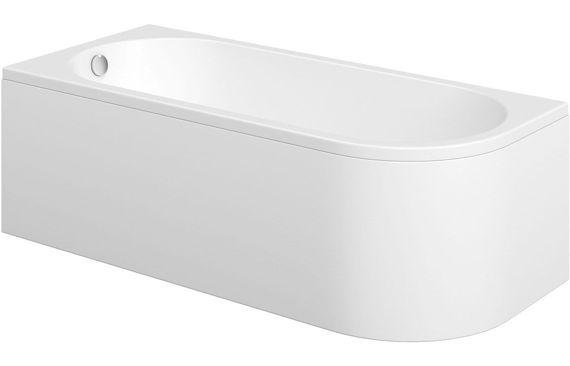 Bathrooms to Love Essence 1695x745mm Back To Wall Bath