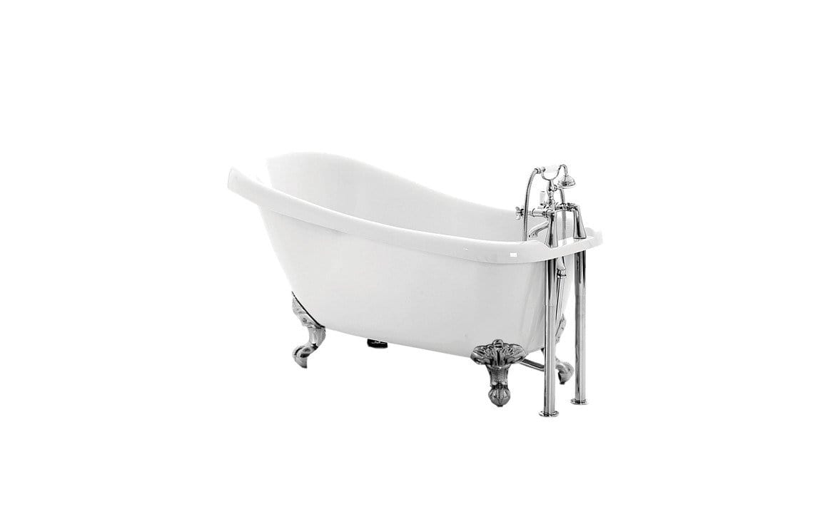 Bathrooms to Love Feet for Bayswater Slipper Freestanding 2TH Baths DIBA0034
