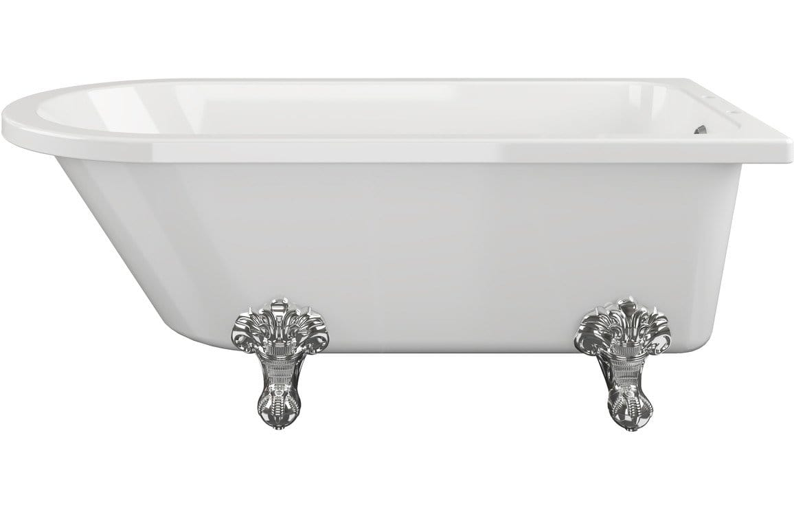 Bathrooms to Love Feet For Traditional Freestanding Corner Bath DIBA0054