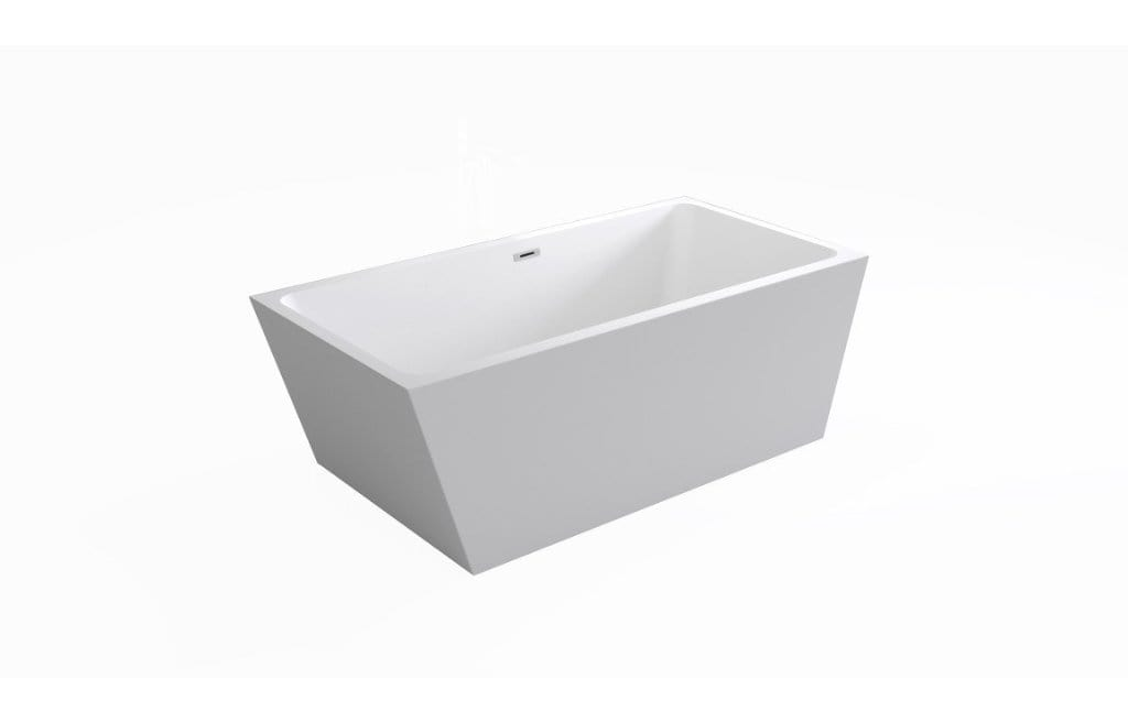 Bathrooms to Love Hoxton Freestanding 1600x800x585mm Bath DIBF0044