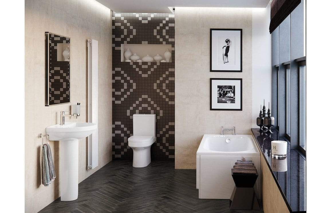 Bathrooms to Love Laurus² Cistern Only DIPC0096