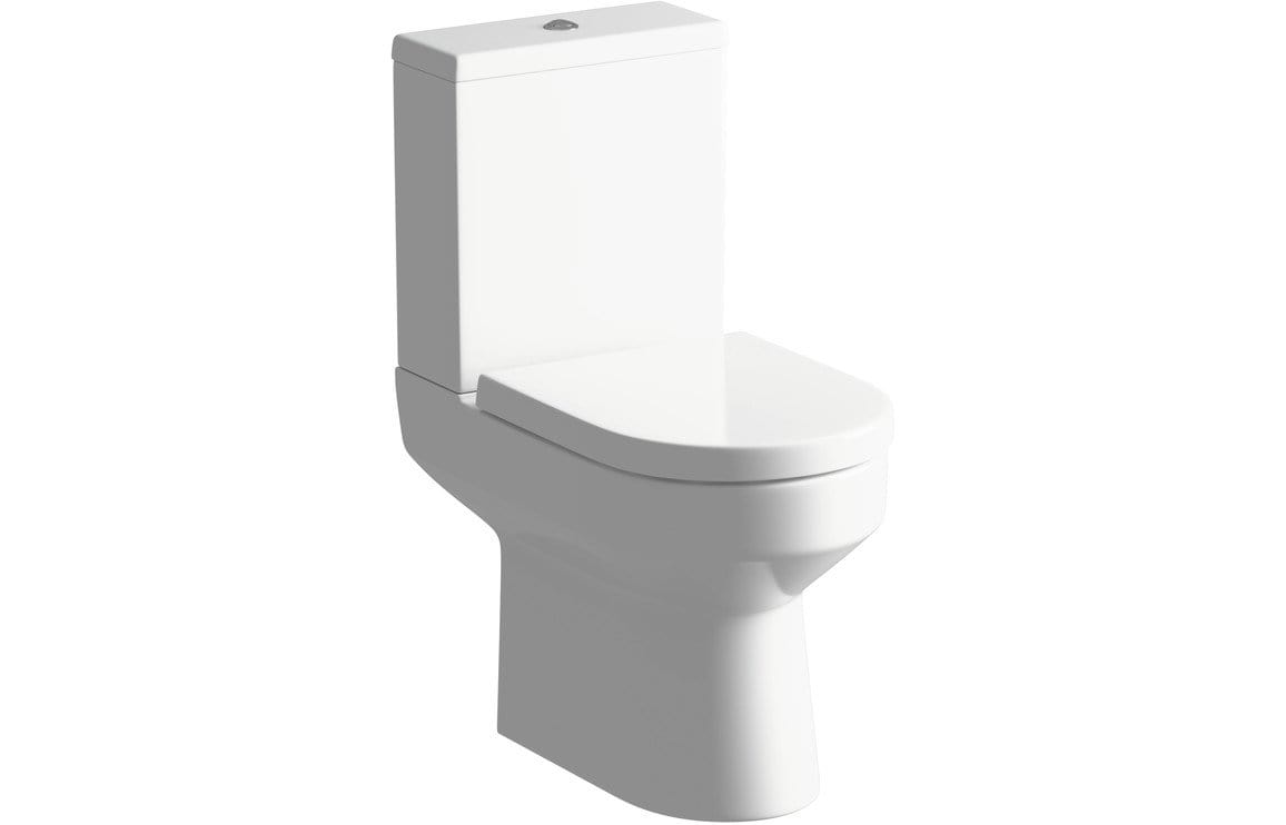 Bathrooms to Love Laurus² Close Coupled Pan Only DIPP0150