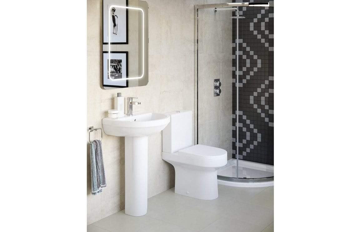 Bathrooms to Love Laurus² Full Pedestal Only DIPE1066