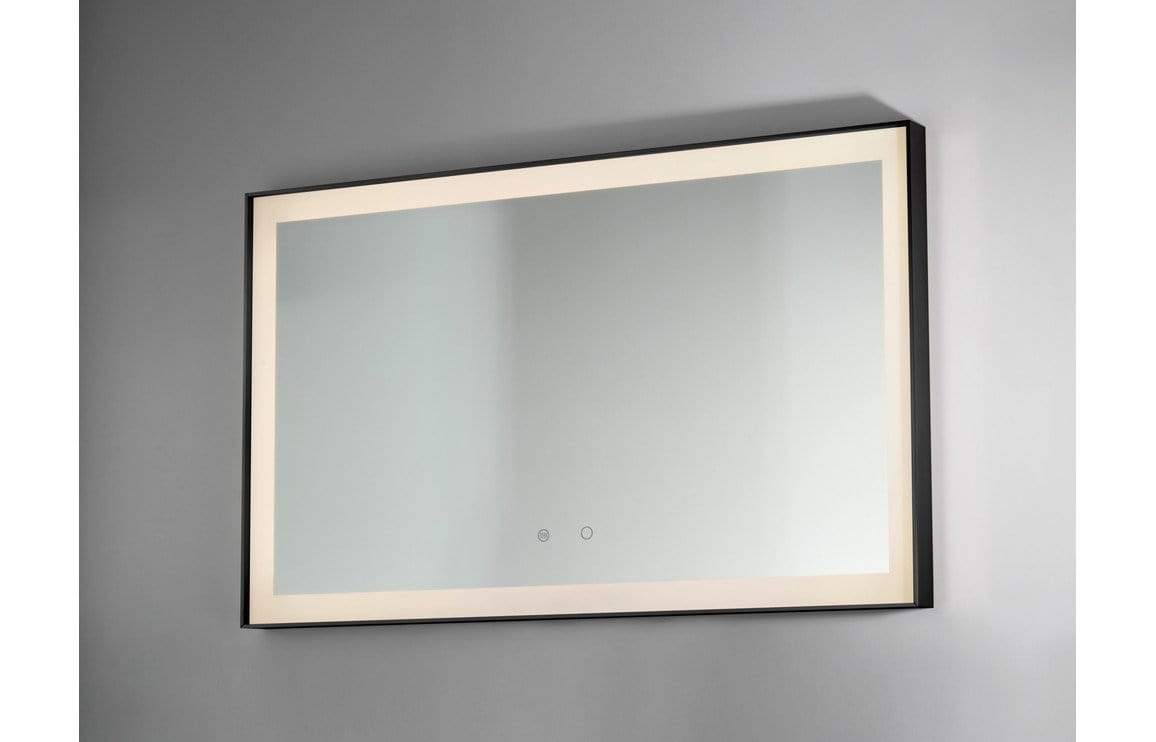 Moods Lecco 800x600mm Edge-Lit Rectangular Mirror