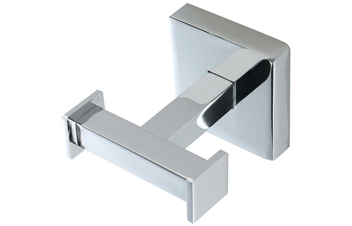 Bathrooms to Love Lissi Double Robe Hook - Chrome DIAC0128