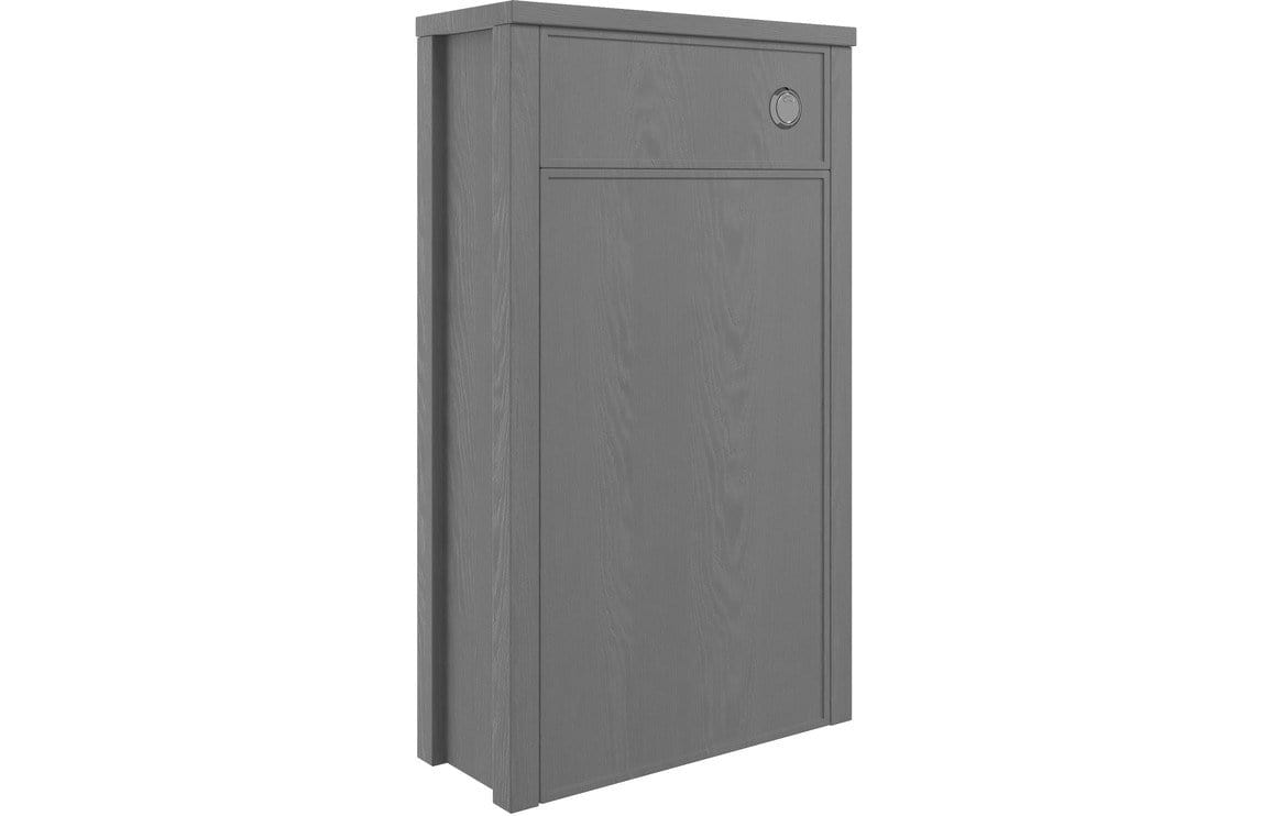 Bathrooms to Love Lucia Grey Ash 510mm WC Unit DIFT1846