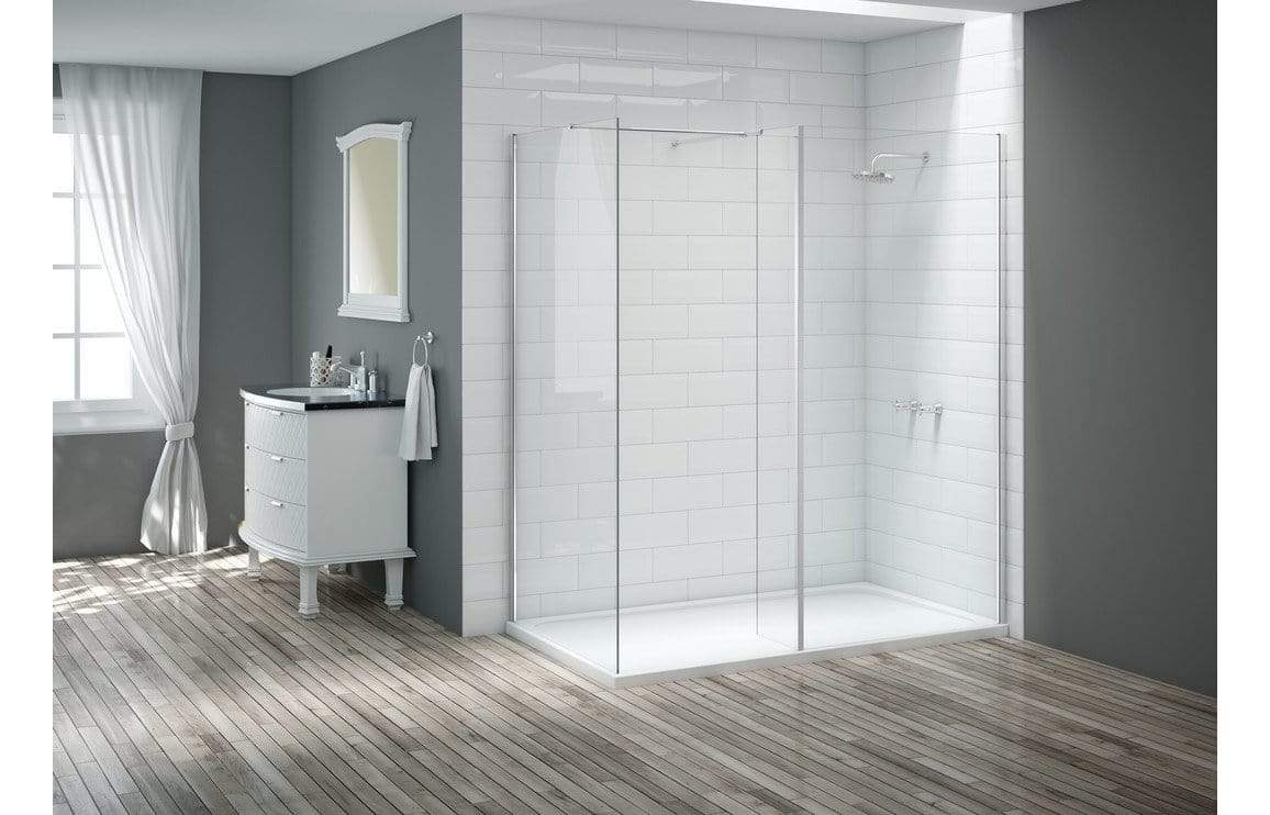 Moods Merlyn Vivid 300 Wet Room Fixed Panel 8mm DIEW3006