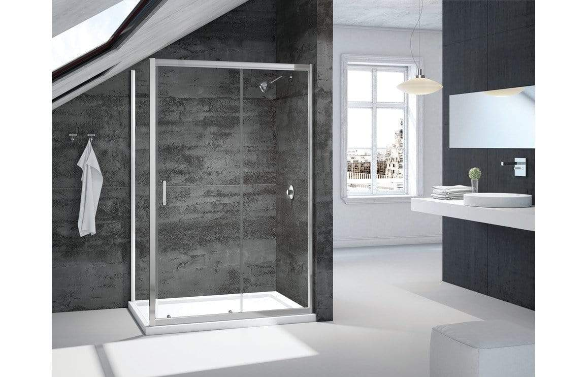 Bathrooms to Love Merlyn Vivid Boost Loft 1200mm Sliding Door DIES1802