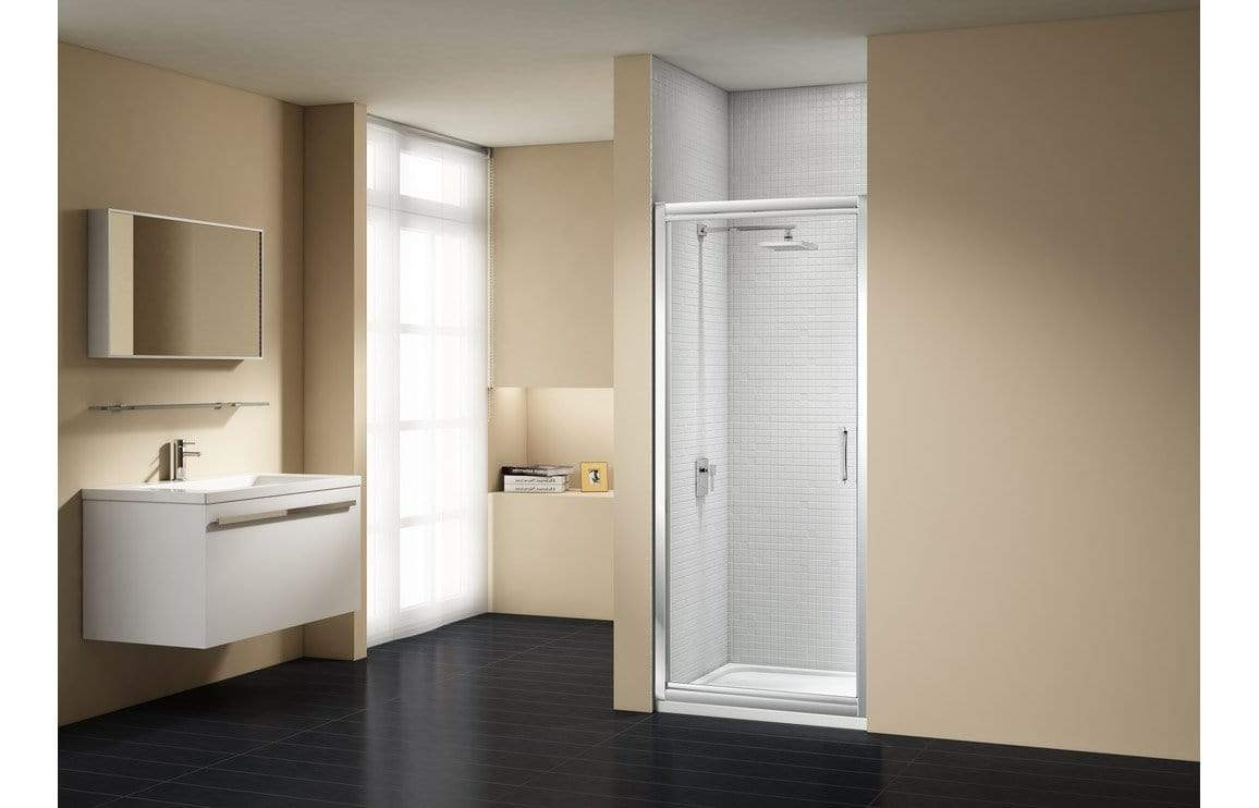 Bathrooms to Love Merlyn Vivid Sublime Infold Door