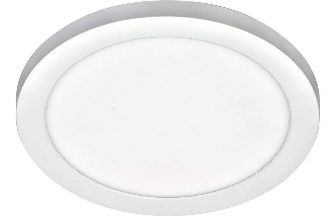 Bathrooms to Love Nuva White Round Ceiling Light