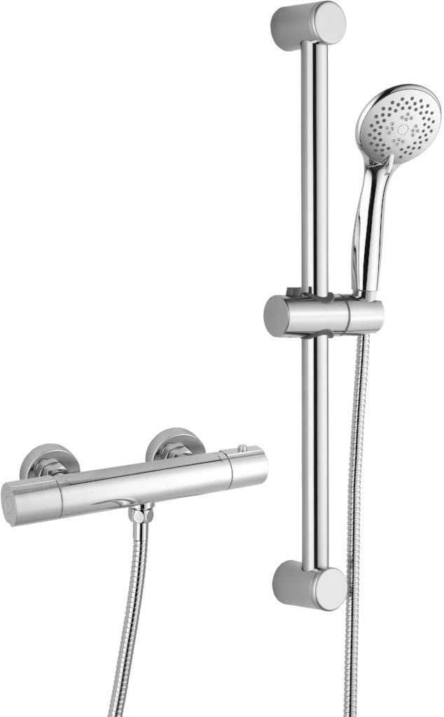 Bathrooms to Love Primo Cool-Touch Thermostatic Mixer Shower DICM0142