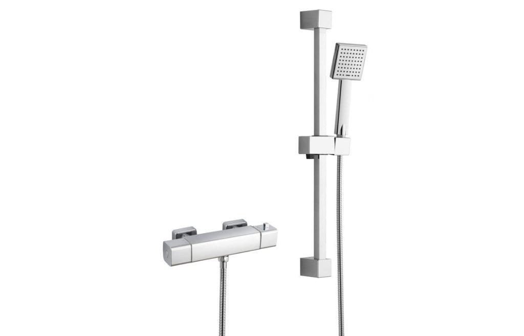 Bathrooms to Love Quadro Cool-Touch Thermostatic Mixer Shower DICM0140