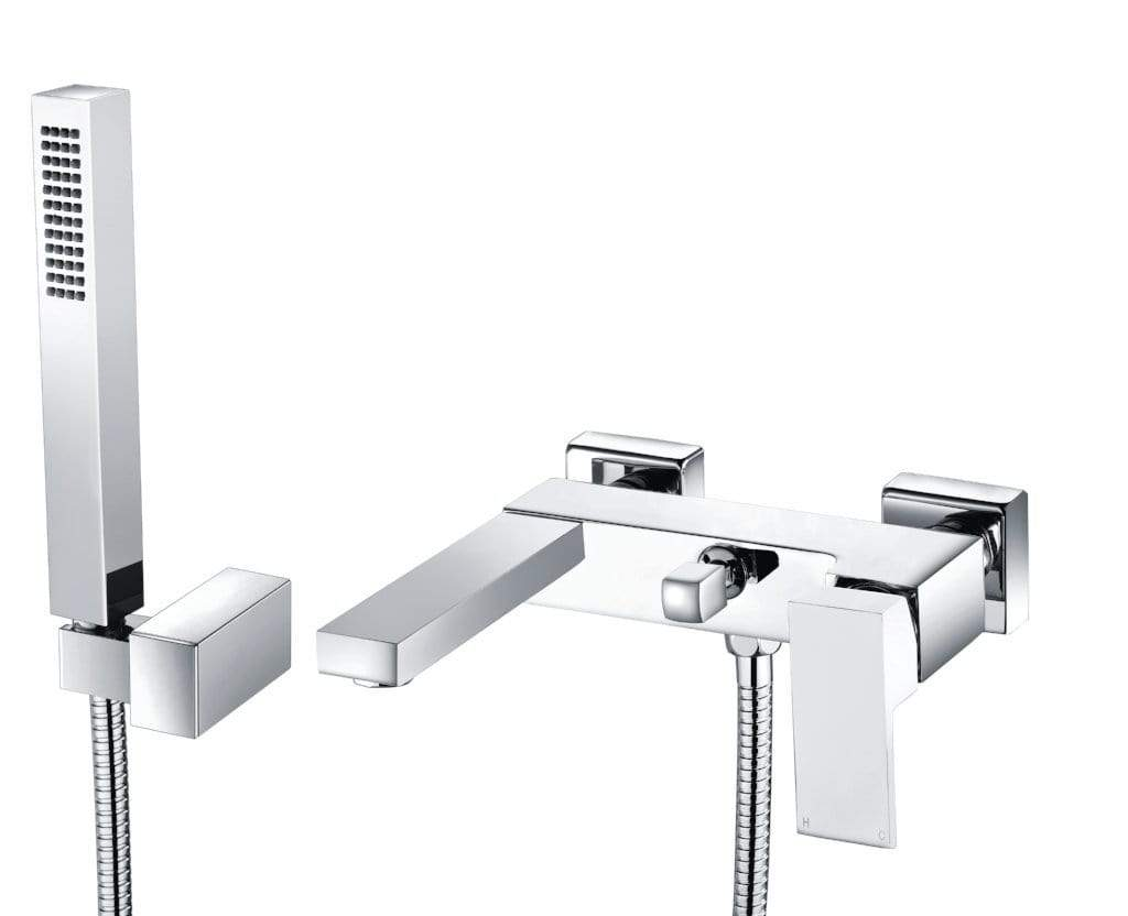 Bathrooms to Love Quadro wall mount shower mixer kit DITB0008