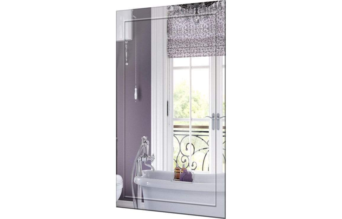 Bathrooms to Love Rockford 600x400mm Mirror DIMS0004