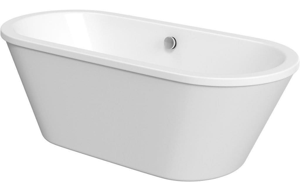 Bathrooms to Love Savoy Freestanding Double Ended Bath (1700x755) DIBF0040