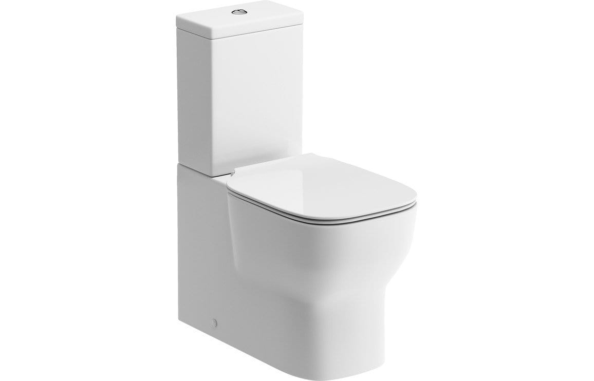 Bathrooms to Love Senna Soft Close Seat Only DISA0118