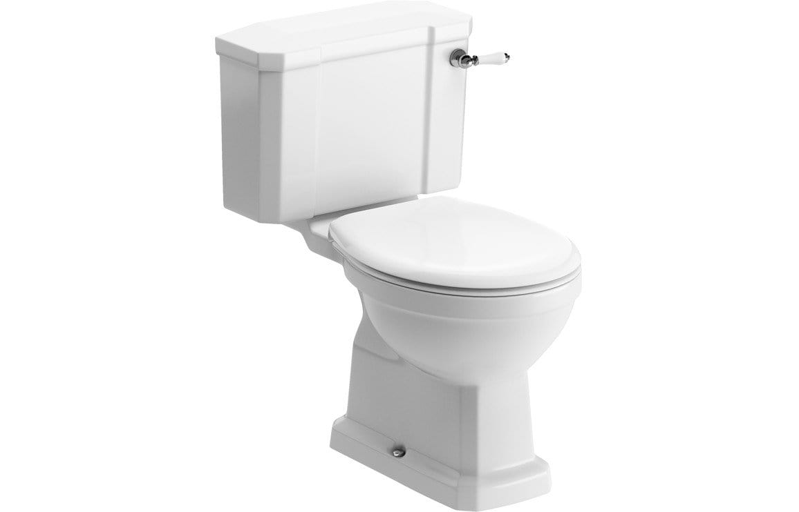 Bathrooms to Love Sherbourne Soft Close Seat Only DISA0114