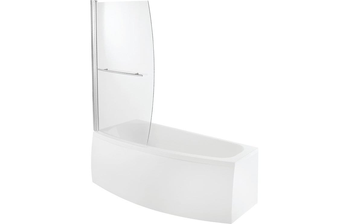 Bathrooms to Love Space Saver Wide End Panel DIBP0186