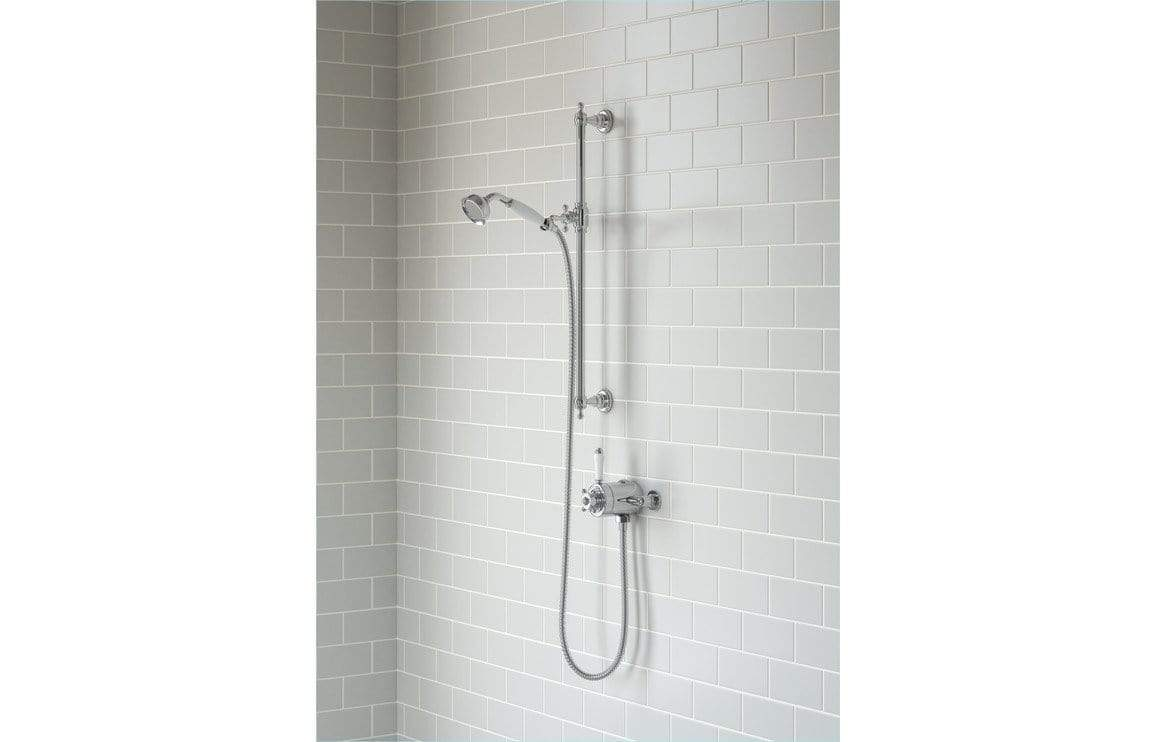 Bathrooms to Love Stainless Steel 1.5m Hose DICM0208