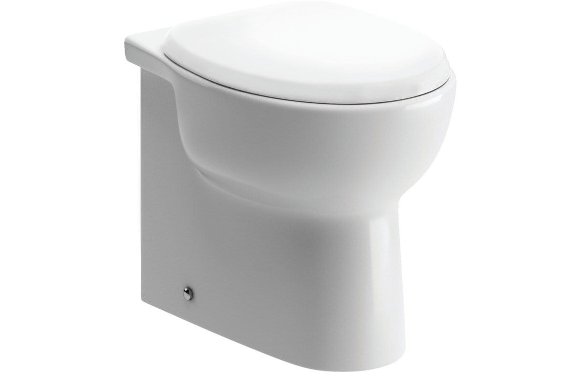 Bathrooms to Love Tuscany Back To Wall Pan DIPP0164