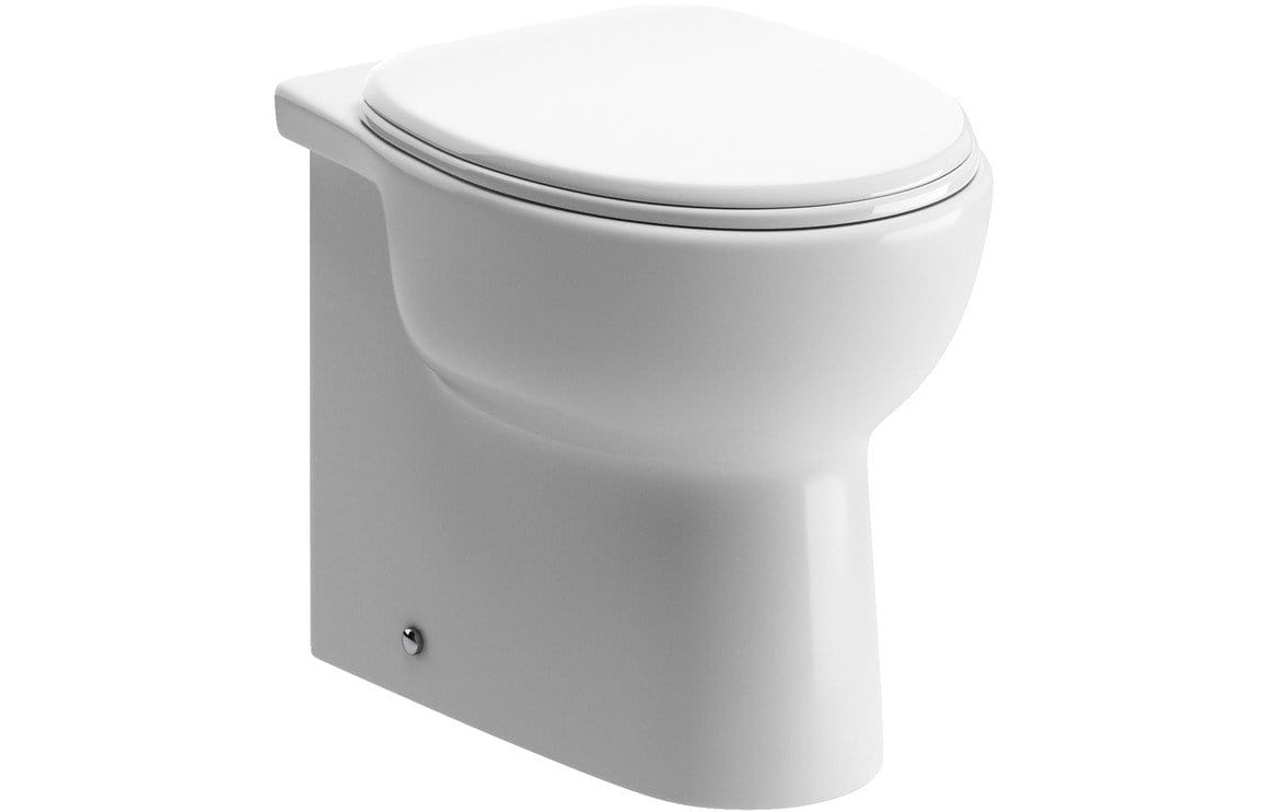 Bathrooms to Love Tuscany BTW WC & Soft Close Seat DIPTP0218