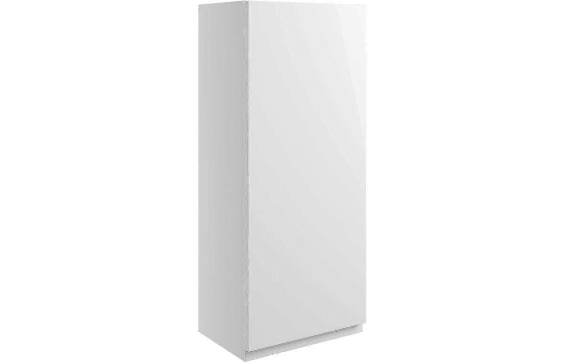 Bathrooms to Love Valesso 300mm Wall Unit - White Gloss DIFT1636