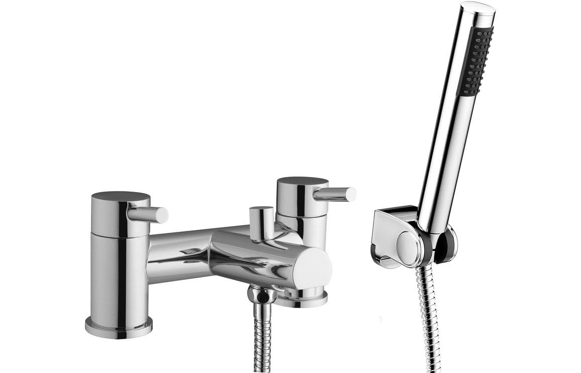 Bathrooms to Love Vedra Bath Shower Mixer with Bracket DITB1032