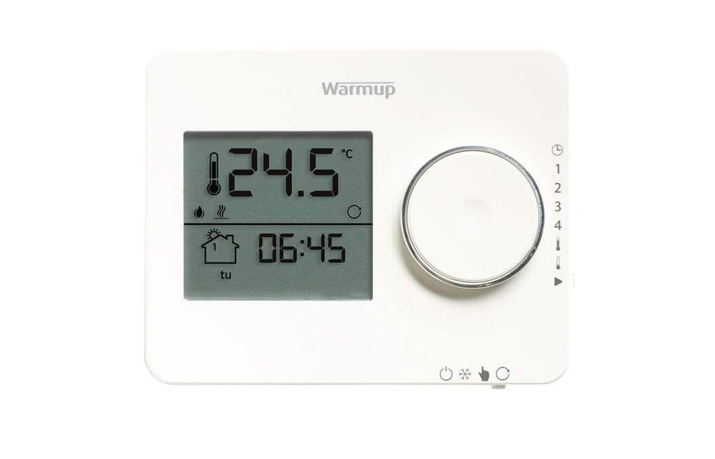 Bathrooms to Love Warmup Tempo Digital Programmable Thermostat DIAC0030