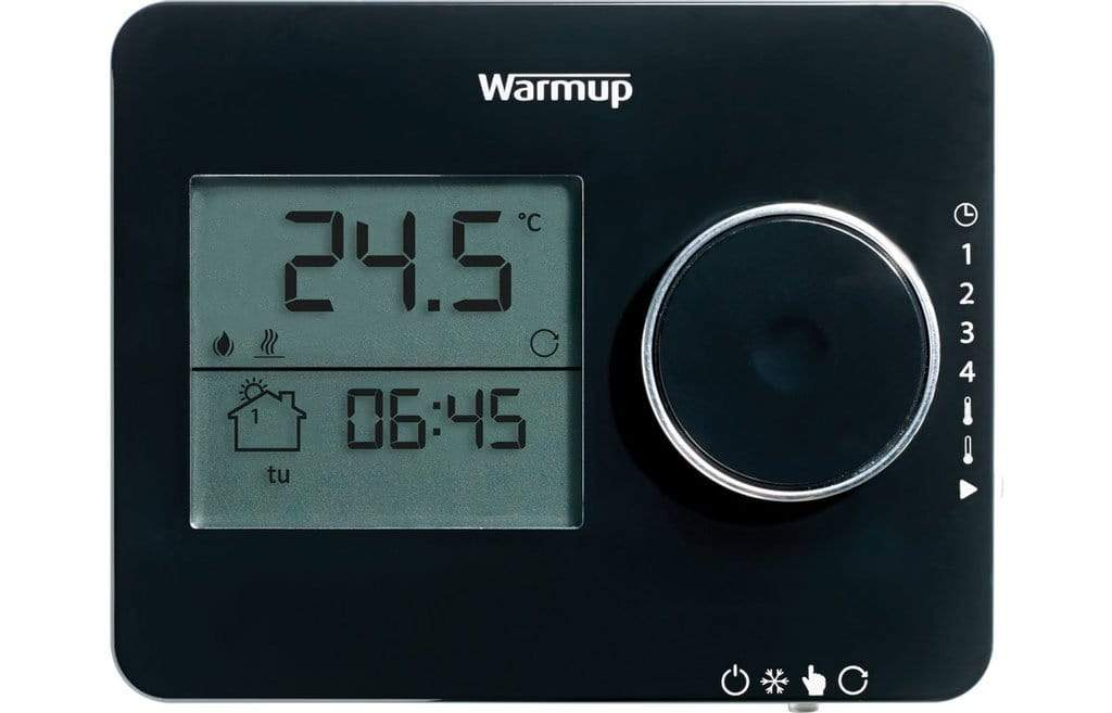 Bathrooms to Love Warmup Tempo Digital Programmable Thermostat DIAC0032