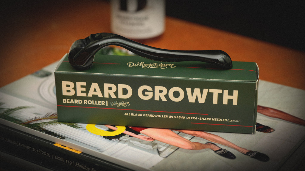 Beard Growth Roller