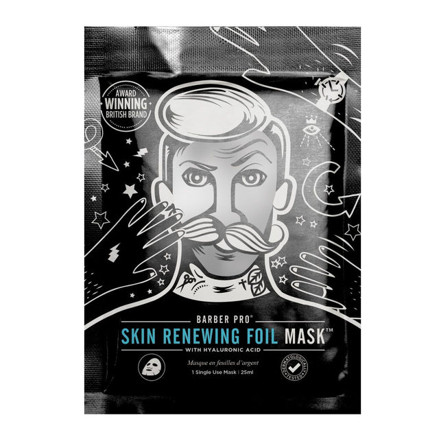 Skin Renewing Foil Mask
