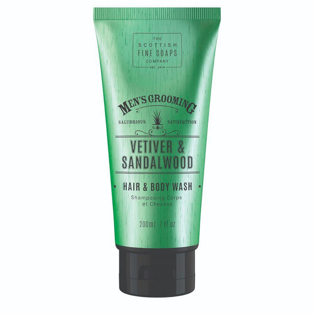 Hair & Body Wash Vetiver&Sandalwood