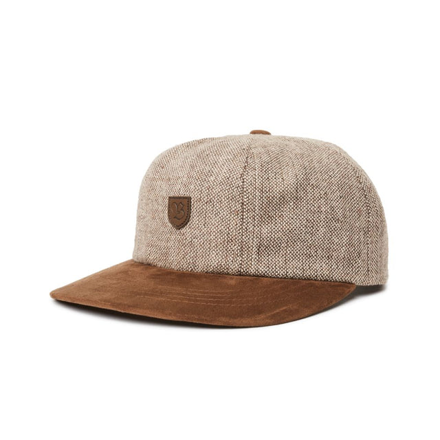B-Shield III Cap Brown Tweed