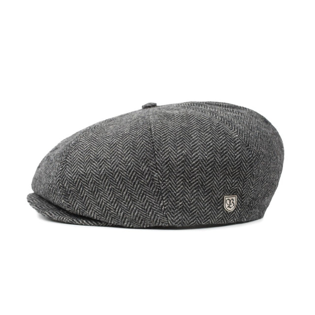 Brood Snap Cap Grey/Black