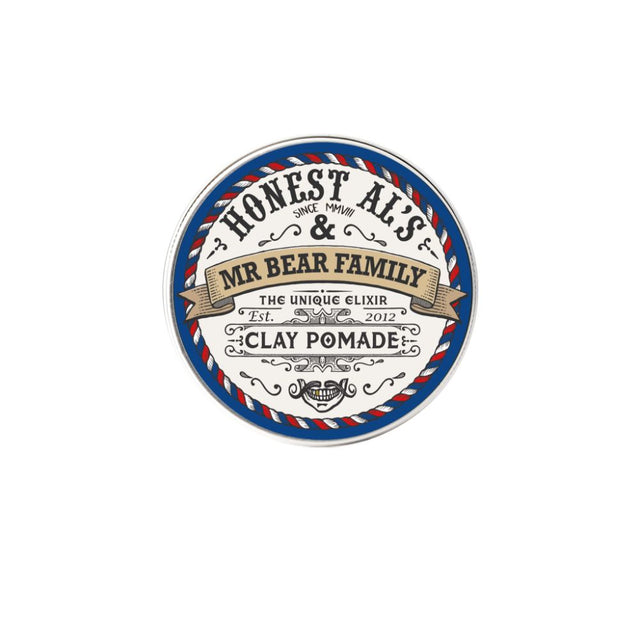 Clay Pomade Honest Al´s Limited Edition