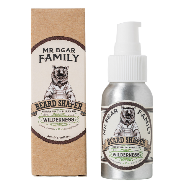 Beard Shaper Wilderness 50ml