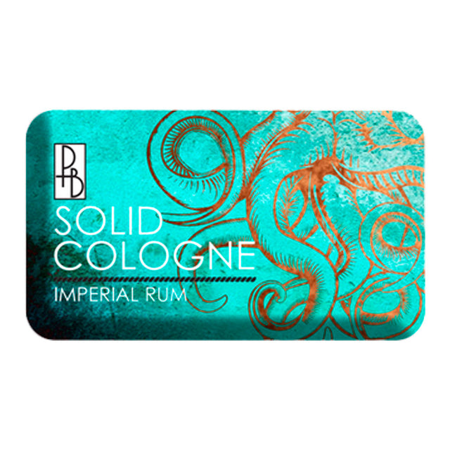 Solid Cologne Imperial Rum