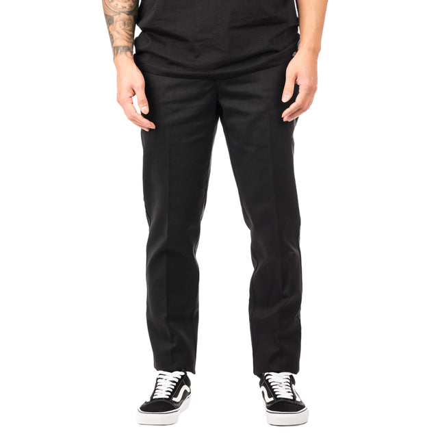 Work Pant Slim Fit 872 Black