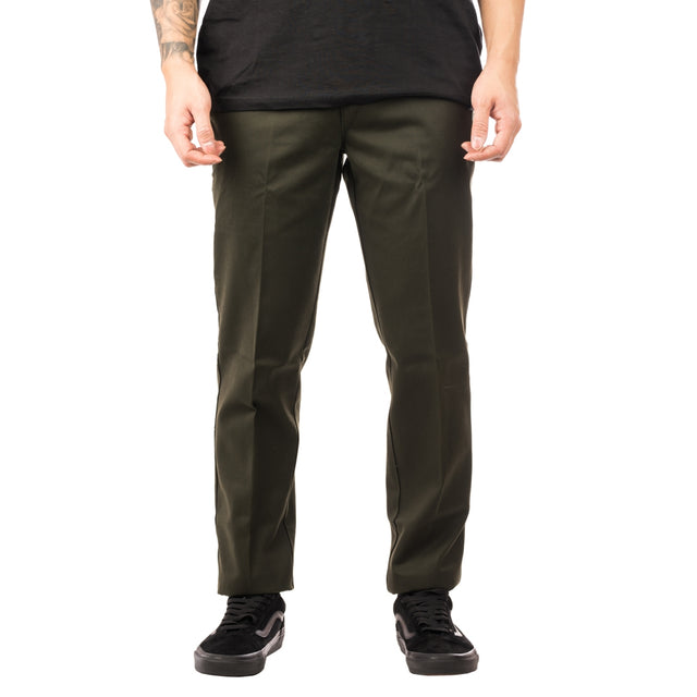 Work Pant 872 Olive Green