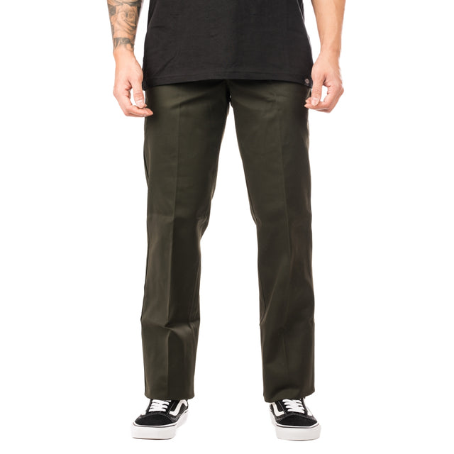 Work Pant 873 Olive Green
